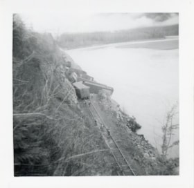 Canadian National Railways derailment, Bulkley River, B.C. (descriptions6266)