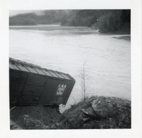 Canadian National Railways derailment, Bulkley River, B.C. (descriptions6277)