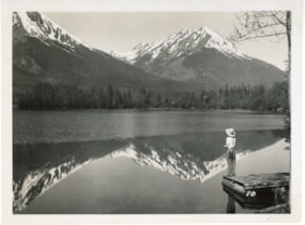 Lake Lathlyn, Smithers, B.C. (descriptions6328)
