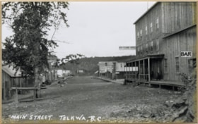 Main Street, Telkwa, B.C. (descriptions6329)