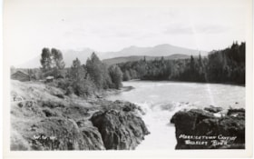 Moricetown Canyon, Bulkley River (descriptions6372)