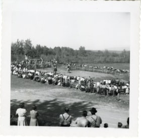 Telkwa Rodeo, September 1951 (descriptions6383)