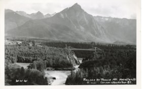 Rocher de Boule Mt. Hazelton B.C. Bulkley Canyon - Hazelton… (descriptions6412)