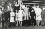 Driftwood School class photo (descriptions6476)