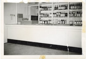 Front counter in the Government Liquor Store (descriptions6580)