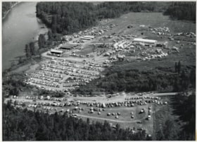 Aerial photograph of new Fair Grounds (descriptions6591)