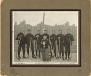 Smithers Hockey Team, 1914 (descriptions6882)