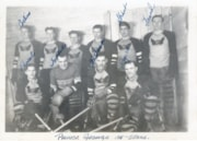 The Prince George All-Stars hockey team (descriptions8001)