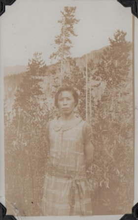 Mrs. Tanuichi at Duthie Mine (descriptions8062)