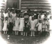 Driftwood School class of 1922 (descriptions9024)