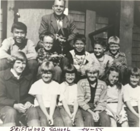 Driftwood School class photo (descriptions9072)
