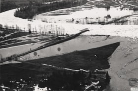Overhead view of April 1966 ice jam (descriptions9104)