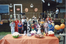 Children's summer party at Tukii Lodge (descriptions10687)