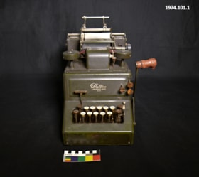 Adding Machine (artifacts204)