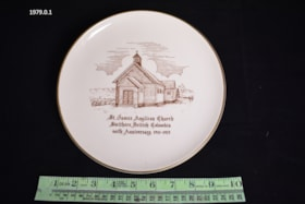 Commemorative Plate (artifacts387)