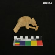 Bear Figurine (artifacts3225)