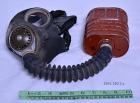 Gas Mask Kit (artifacts3473)