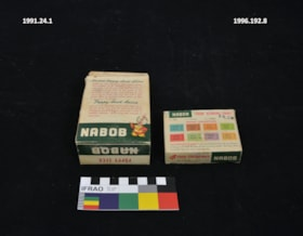 Food Colouring Box (artifacts3912)