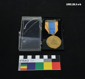 British Columbia Centennial Commemorative Medal (artifacts3184)