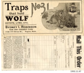 Trap Pamphlet (artifacts3691)