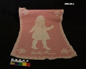 Doll blanket (artifacts4133)