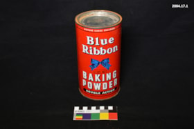 Baking Powder Tin (artifacts1917)