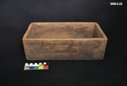 """Capewell Horse Nails"" Wooden Box (artifacts2005)"