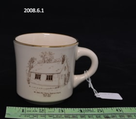 Commemorative Mug (artifacts2085)