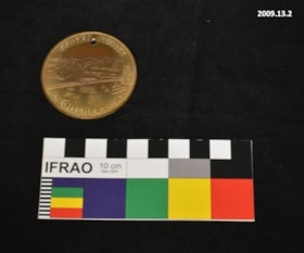 Commemorative Coin (artifacts2245)