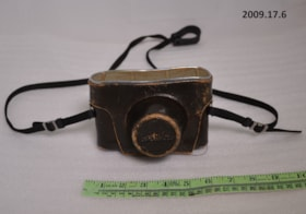 35mm Camera and Case (artifacts2273)