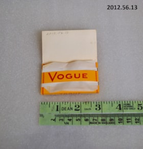 Cigarette Papers (artifacts2819)