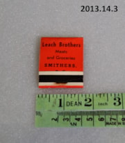 Matchbook (artifacts3700)