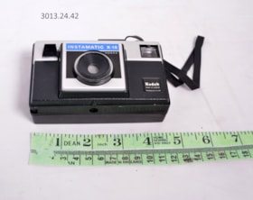 Kodak Instamatic X-15 Camera (artifacts3064)