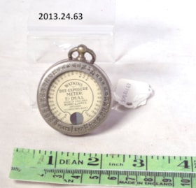 Watkins Bee Exposure Meter (artifacts3086)
