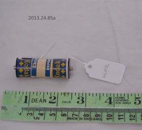 Kodak Film Spools (artifacts3108)