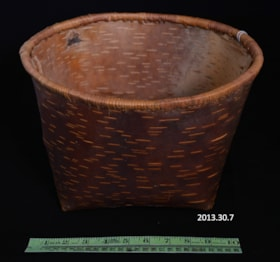Birch Bark Basket (artifacts3392)