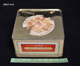 Cookie Tin (artifacts3522)