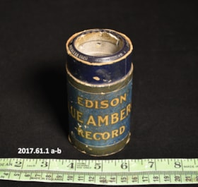Cylinder Record (artifacts3790)