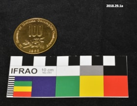 Commemorative Coin (artifacts4049)